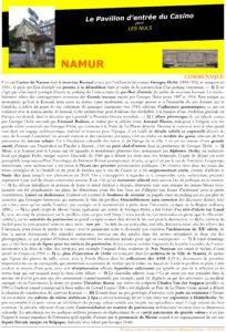 Microsoft Word - PAVILLON CASINO NAMUR COMMUNIQUE.docx